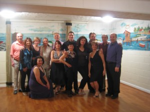 Shahin Medghalchi,  tango workshop Washington, DC